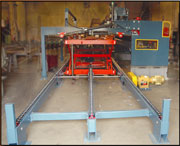 Dryer Infeed Chain Conveyor